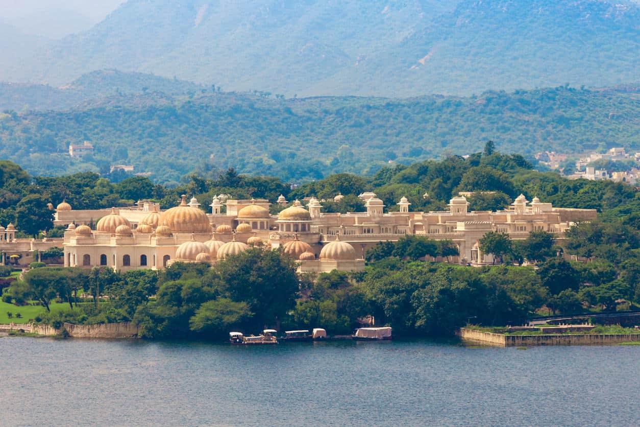 Udaivilas Palace