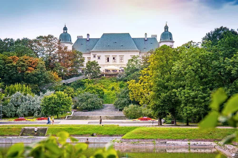 Ujazdow Castle