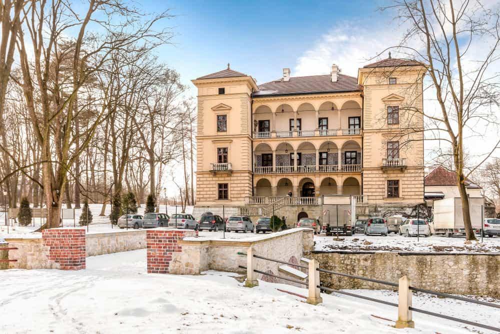 Villa Decius Palace