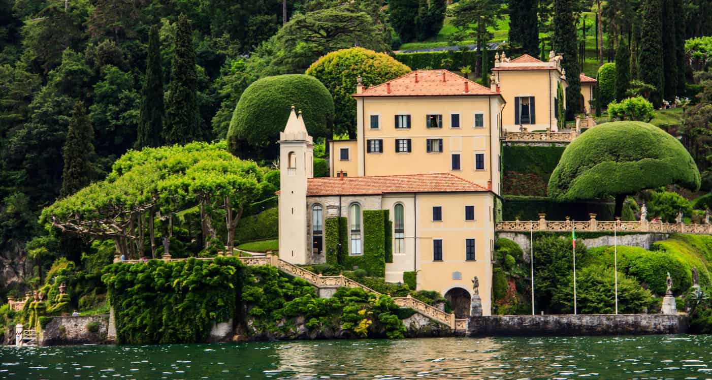The Villa Del Balbianello