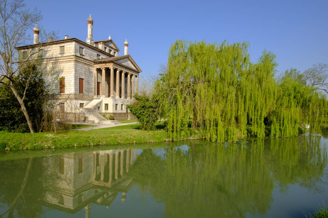Villa Foscari, also known as La Malcontenta