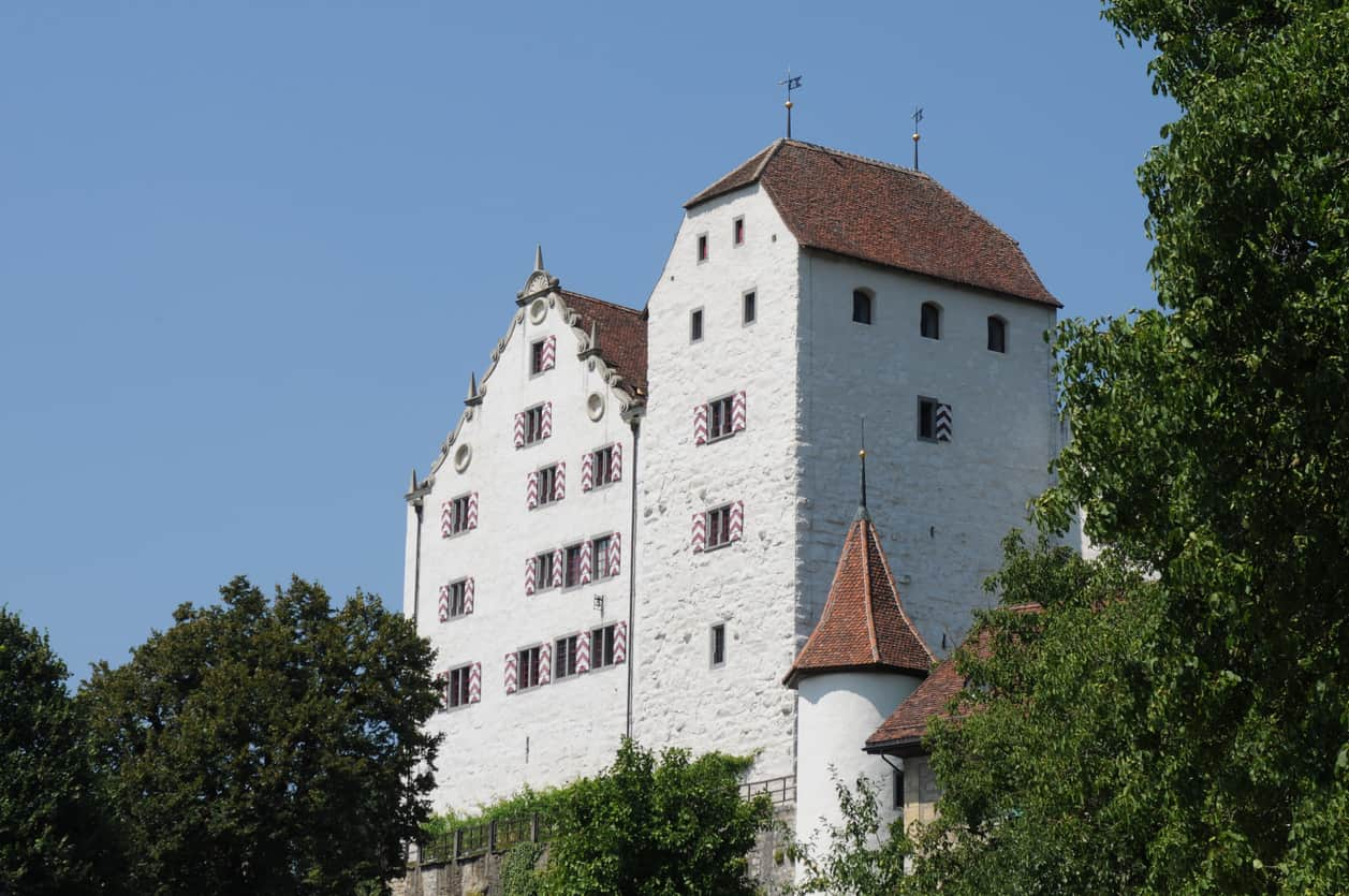 Castle Wildegg