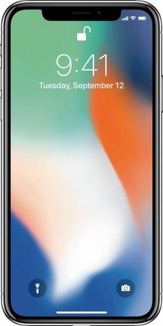 Iphone X 64GB.