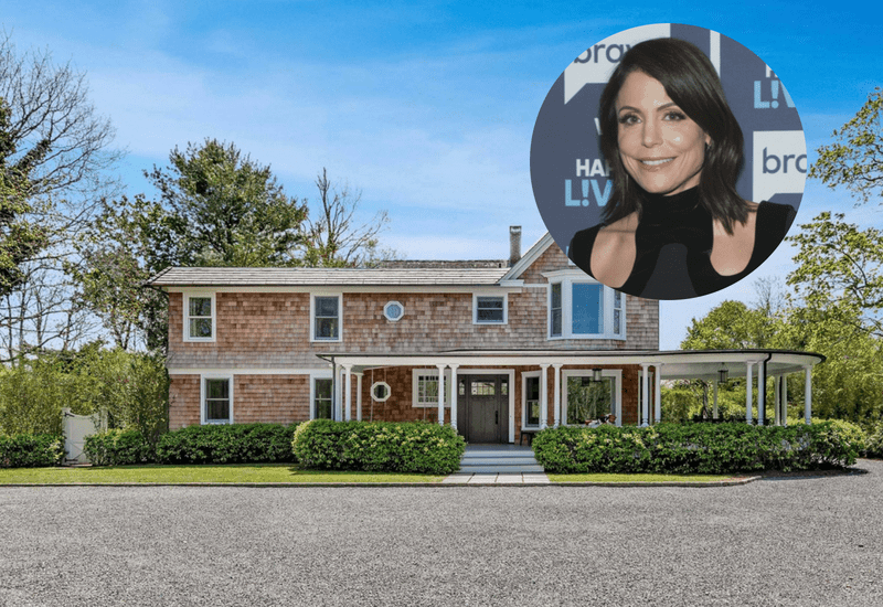 Bethenny Frankel's Hampton's home costs $2.995M.