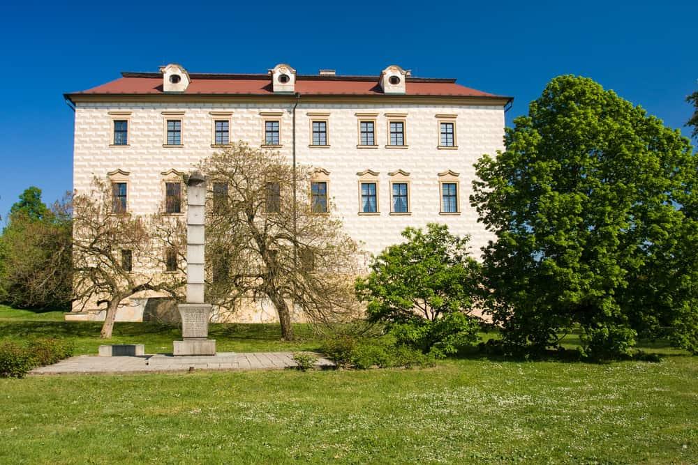 Castle Benatky nad Jizerou