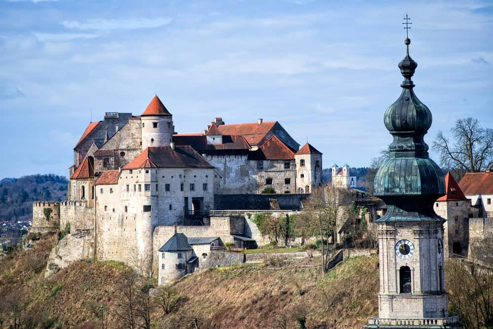 castle Burghausen