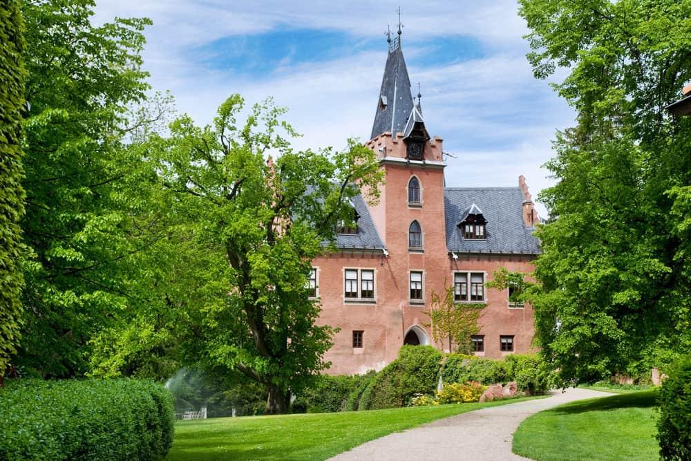 Castle Cerveny Hradek