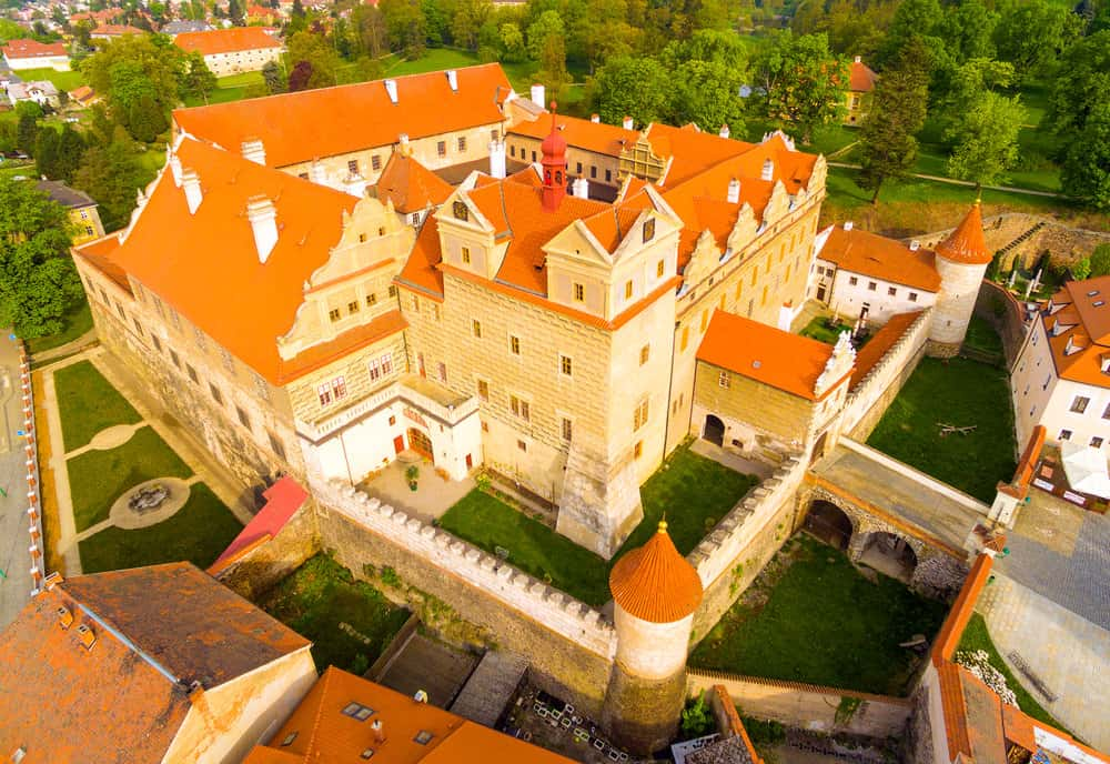 castle Horsovsky Tyn