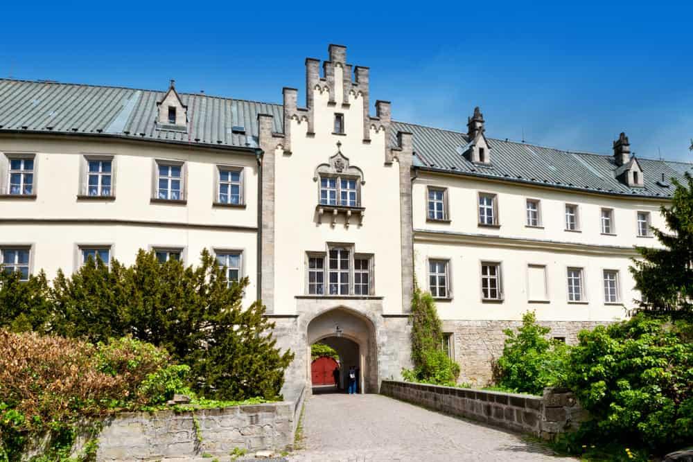 castle Hruba Skala