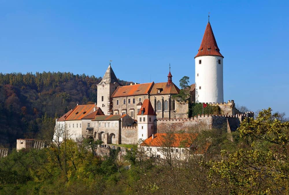 castle Krivoklat