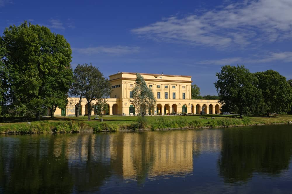 castle Pohansko