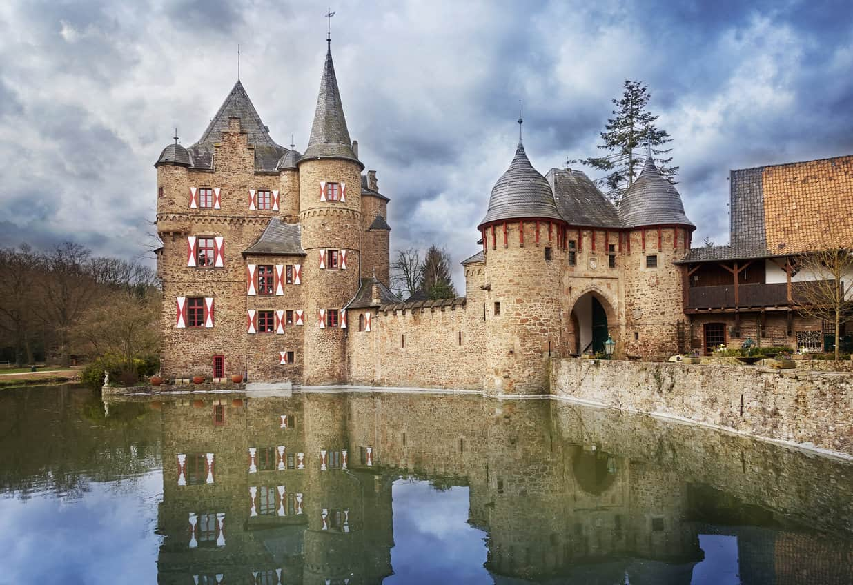 Moated Castle Satzvey