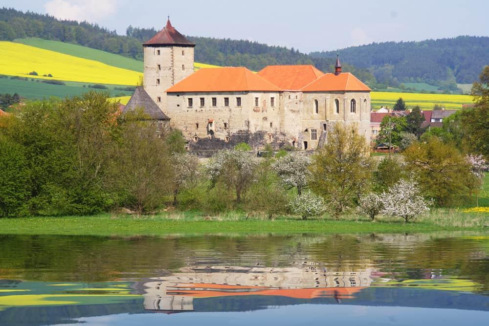 castle Svihov