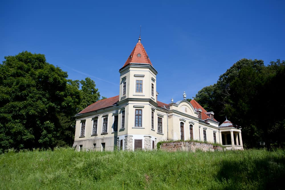 castle in Bukkosd