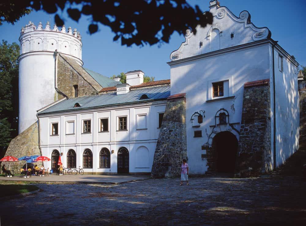 Castle in Przemysl