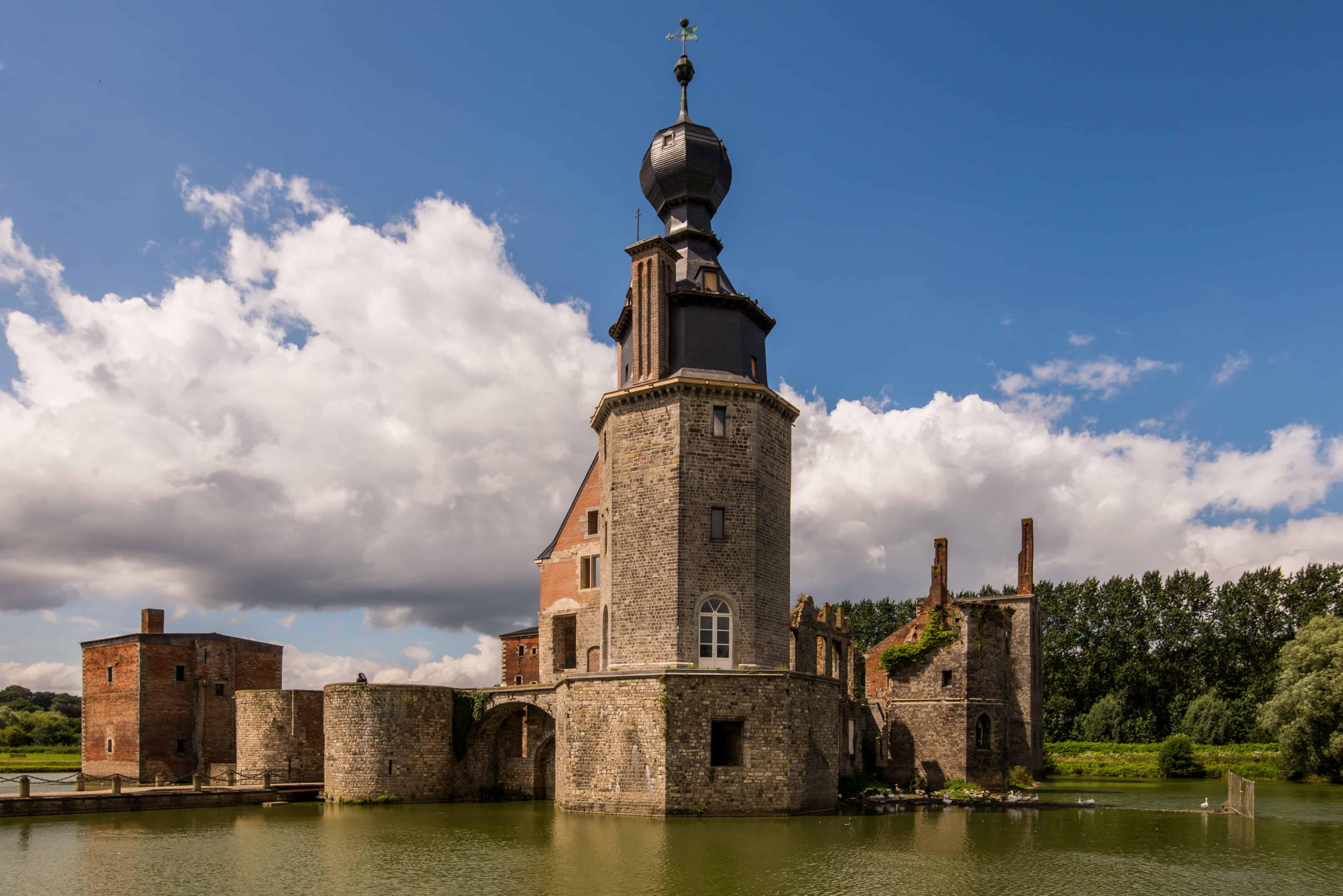 castle of Havré