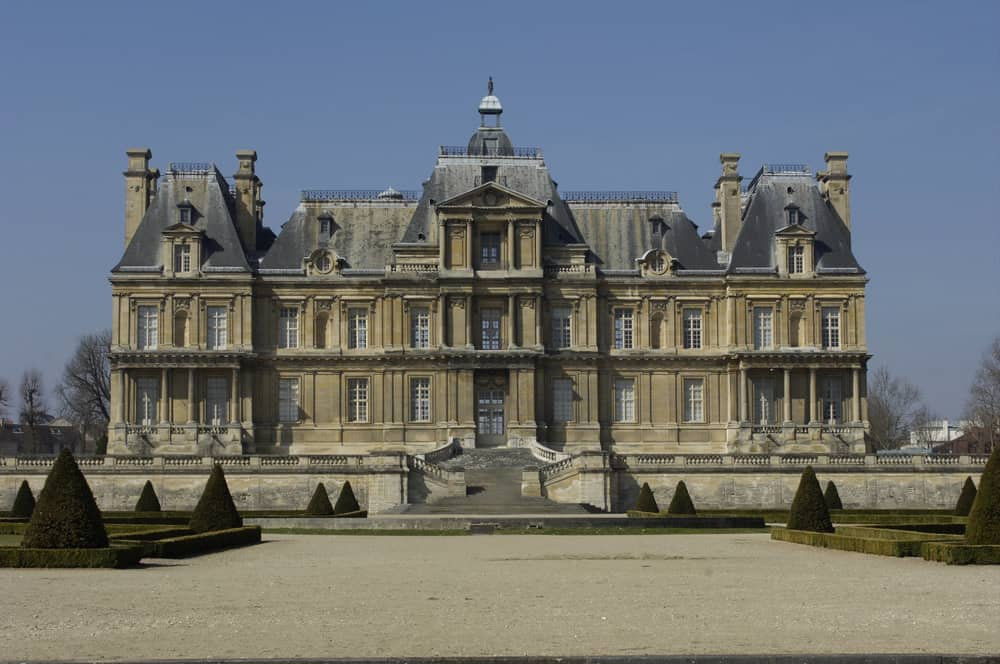 castle of Maisons Laffitte