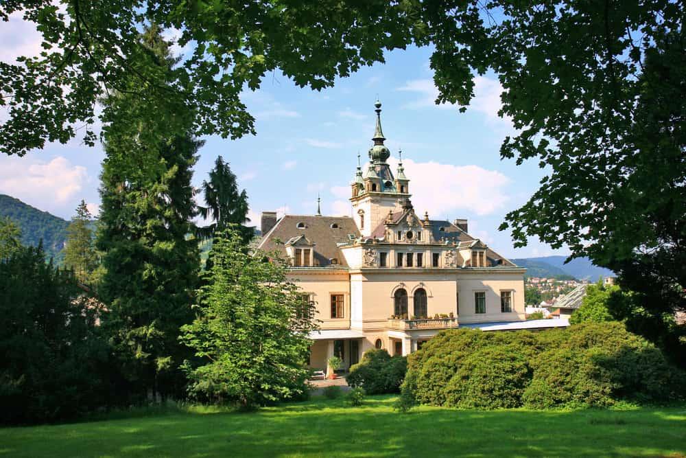 Castle Velke Brezno