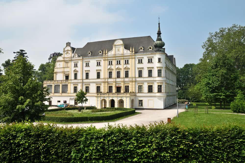 chateau Bartosovice