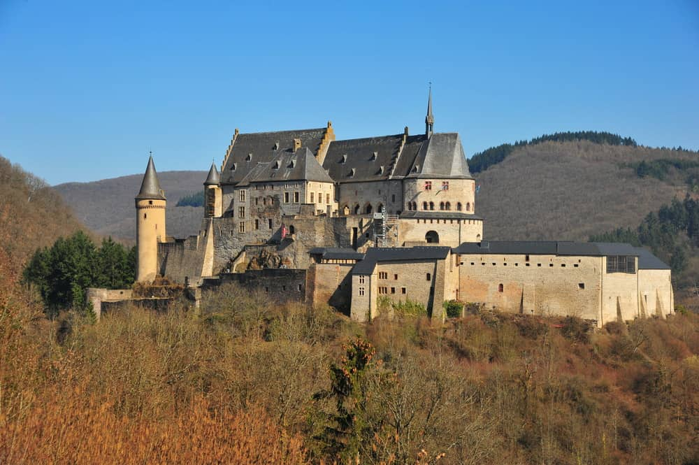 chateau of Vianden