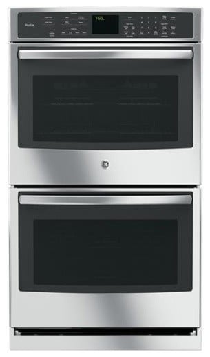Convection oven.