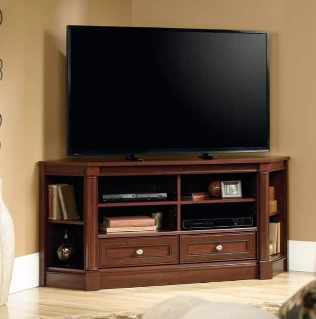 Orviston Corner TV Stand for TVs up to 60""