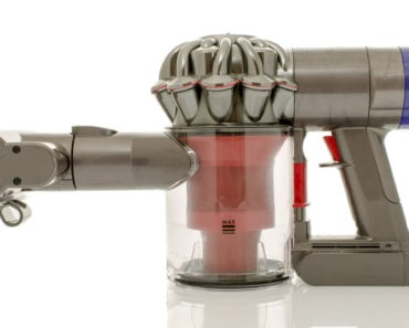 Handheld vacuum invented by James Dyson