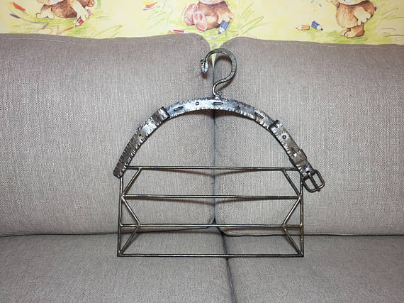 Forged clothes hangers