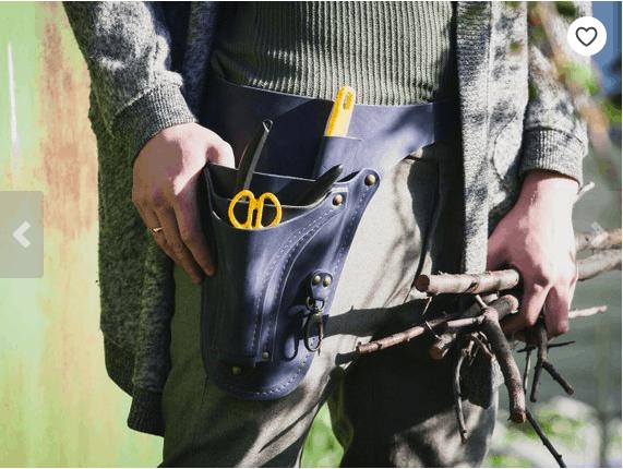 Knife sheath tool belt