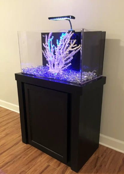Fish tank kit.