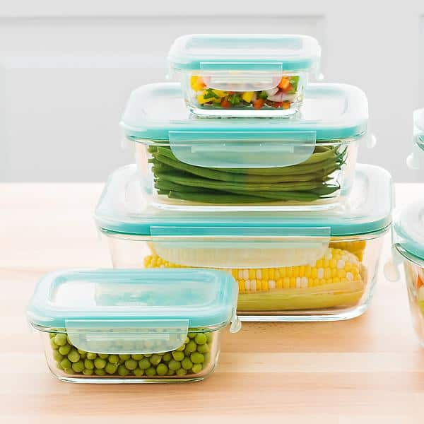 13 Different Types Of Food Storage Containers
