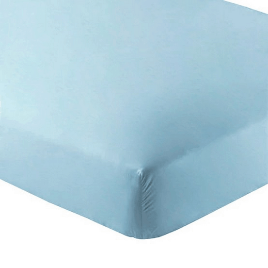 Bed sheet with standard pockets