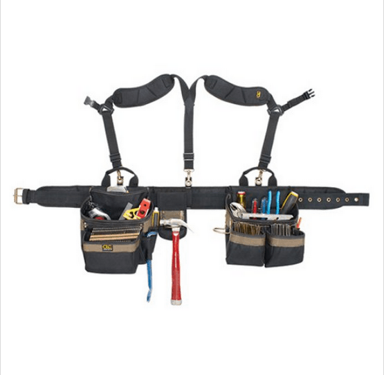Buckle tool belt