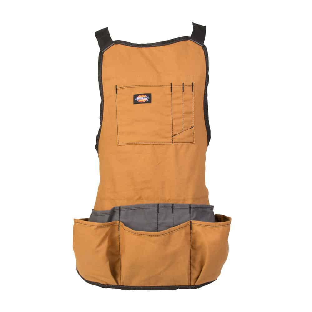 Apron-like tool belt