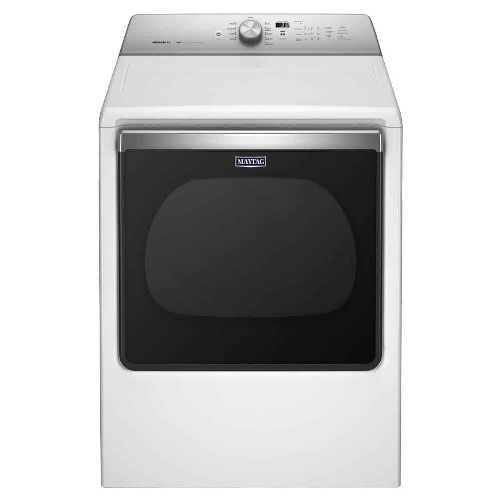 Clothes dryer with coated drum