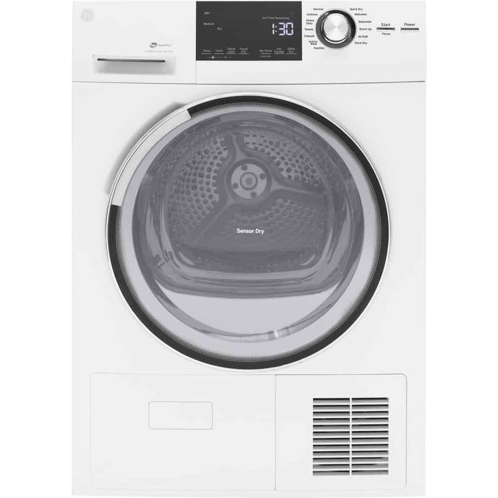 Condenser clothes dryer