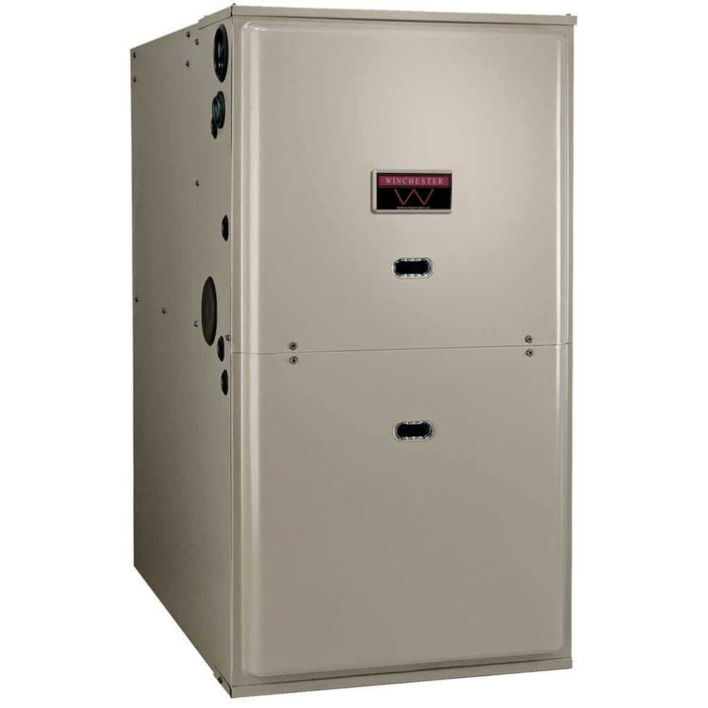 Furnace with medium BTU