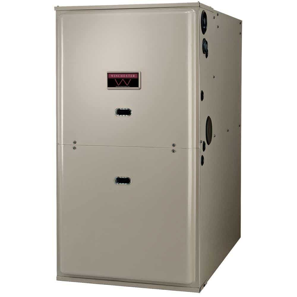 Modulating furnace