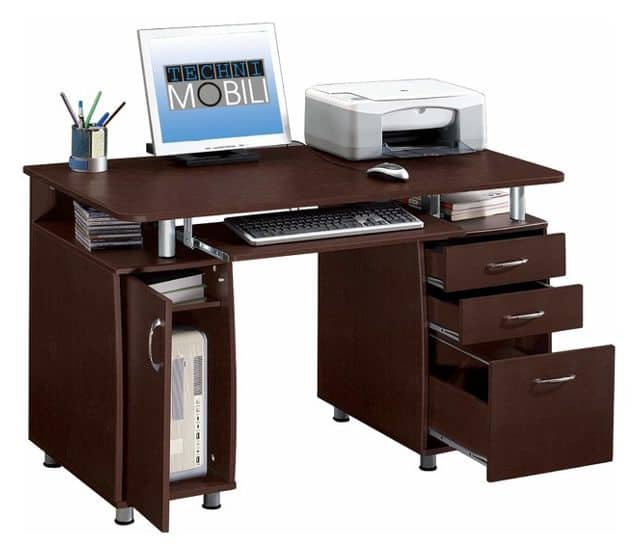 Desk for office storage