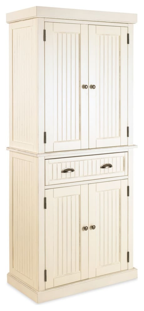 Kitchen Pantry With Drawers