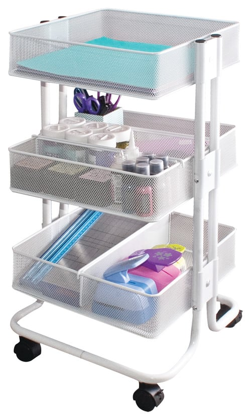 Office cart for storage