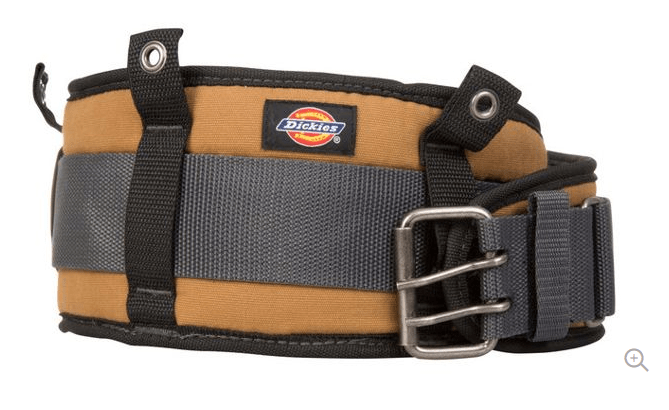 Padded tool belt