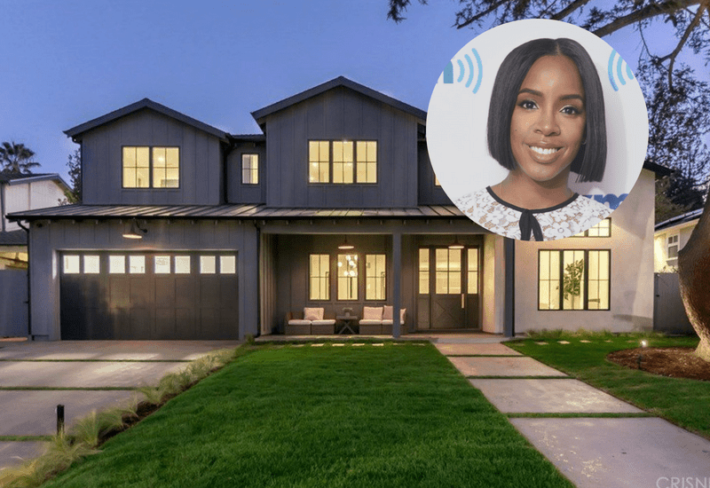 Kelly Rowland snags Sherman Oaks home for $3.45 million.