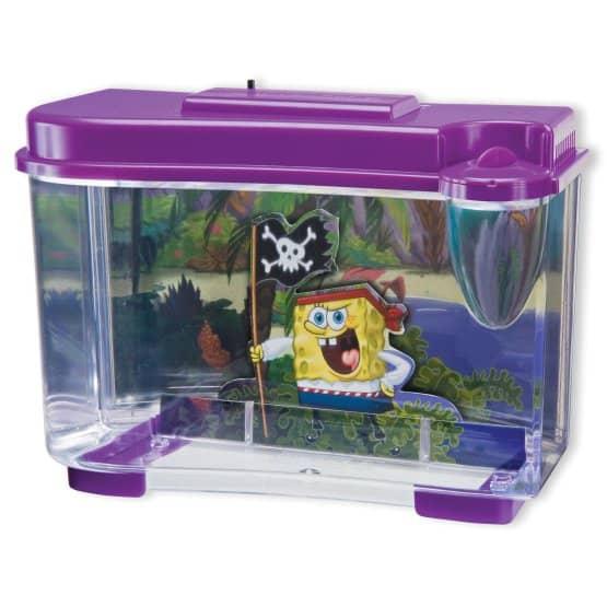 Kid's fish tank.