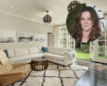 Melissa McCarthy's Toluca Lake home is for rent, $10,000 per month.