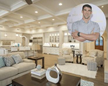 Michael Phelps' Arizona home is worth $4.125 million.