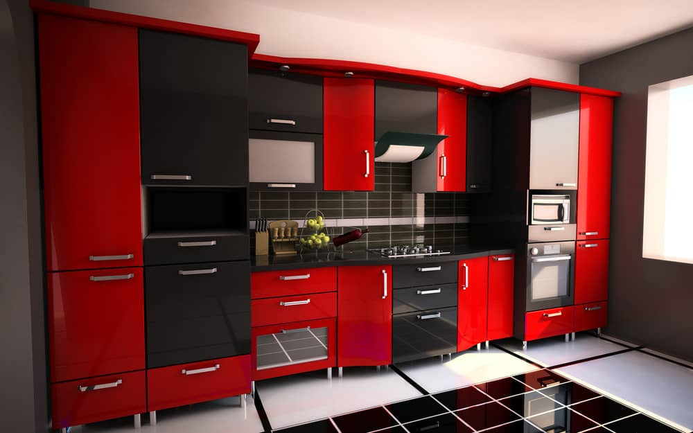 48 Red Kitchen Ideas For 48 Gorgeous Red Kitchen Ideas