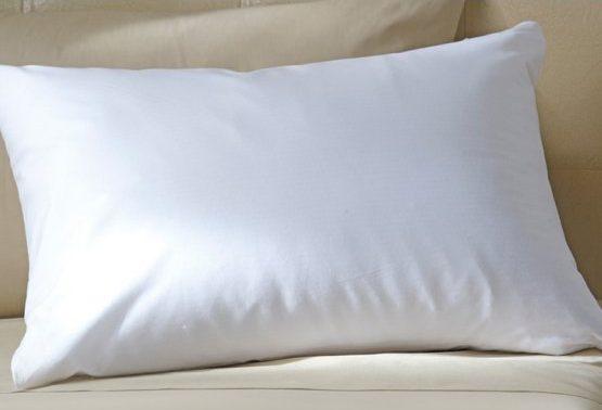Hypoallergenic pillow.