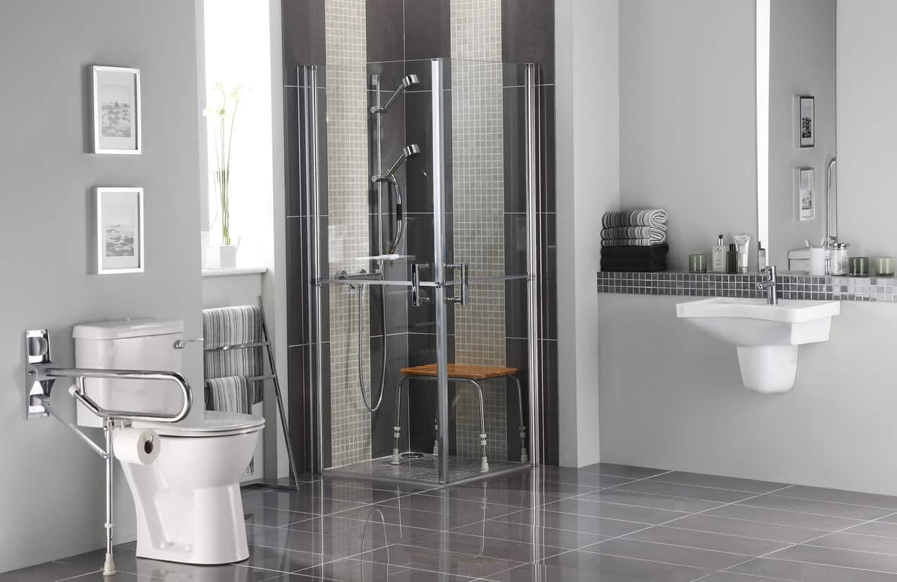 8 Features for An Elderly-Friendly Bathroom