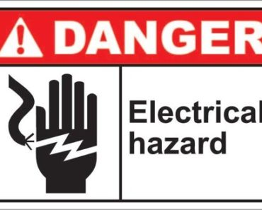 Safety tips for testing an electrical outlet.